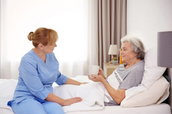 family caregivers relief