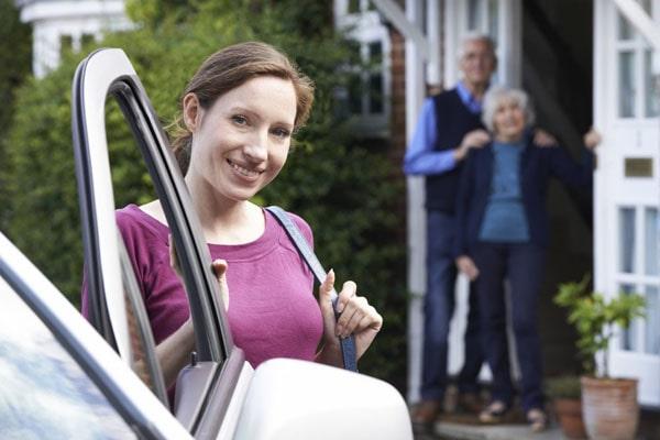 elder transportation care services