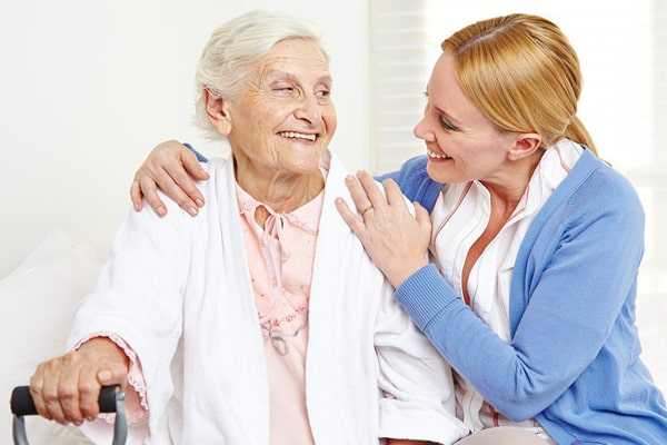 Companion Care for Elderly